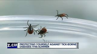 Protecting yourself against tick-borne illnesses this summer