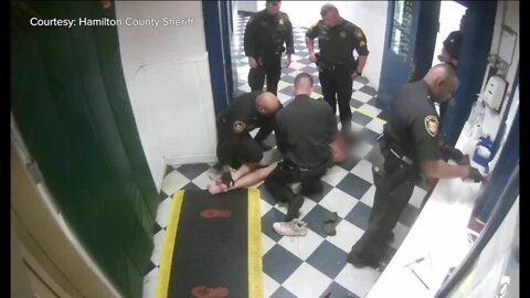 Sheriff 'outraged and shocked' at deputy's treatment of inmate