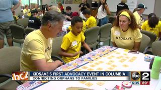 Kidsave's First Advocacy Event - Video
