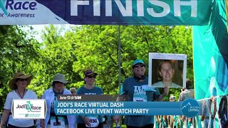Support the Fight Against Ovarian Cancer // Jodi's Race