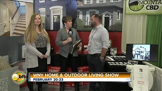 WNY Home and Outdoor Living Show - Paint of WNY