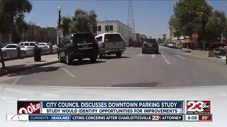 City Council voting on downtown parking study