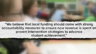 Report suggests allowing Nevada schools to raise taxes