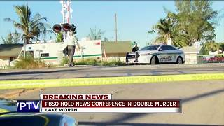 Arrests made in 2 recent Lake Worth homicides