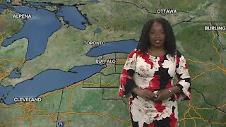 7 First Alert Forecast 12p.m. Update, April 6