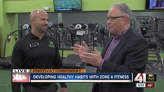 Set new year fitness goals at Zone 6 - Video