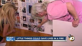 Small steps that could keep your family safe in a fire