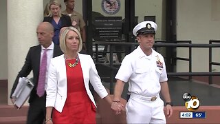Released Navy SEAL wants case dismissed