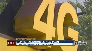 Sprint announces new unlimited plan