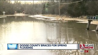 Dodge County Braces for Spring Flooding