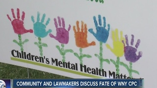 Community and lawmakers discuss fate of WNY CPC