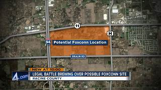 No public announcement, but lawmaker spills the beans on Foxconn location - Video
