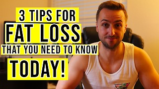 Lose Weight FAST | 3 Tips To Help You Stick To Your Diet (2018)  - Video