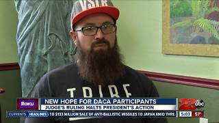DACA Dreamer gets second chance at American Dream