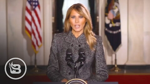 Melania Trump Releases Farewell Message That Every American Needs to See