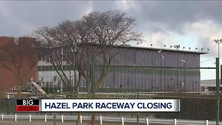 Hazel Park Raceway closes after nearly 70 years - Video