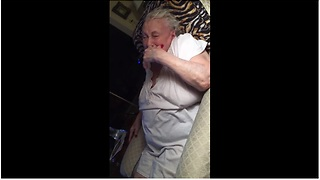 89-year-old woman accidentally eats granddaughter's edibles - Video