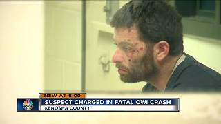 Union Grove man charged with homicide after drunk driving crash - Video