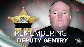 Funeral services today for fallen Highlands Co. deputy - Video