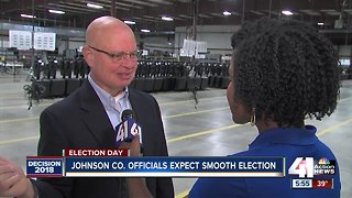 Johnson County officials expect smoother midterm election
