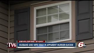Husband, wife dead in a murder-suicide in Hendricks County, Indiana