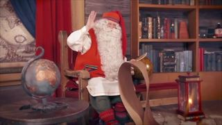 How to write a letter from Santa - Video