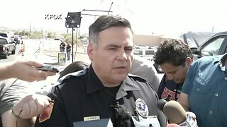 El Paso Police holds press conference after mass shooting