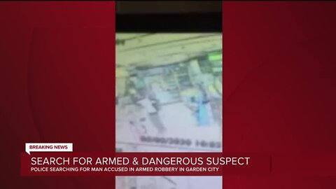 Police looking for armed & dangerous individual at AK Steel in Dearborn