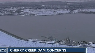 Cherry Creek Dam concerns