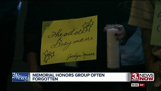 Memorial Service Honors Homeless Deaths