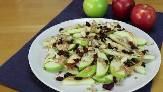 Apple Nachos - Video