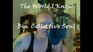 "Me Singing ""The World I Know"" By: Collective Soul"