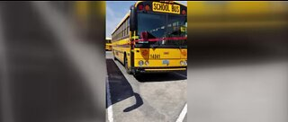 CCSD bus driver tests positive for COVID-19