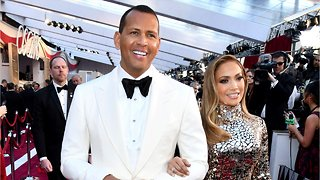 J-Lo And A-Rod Are Engaged!