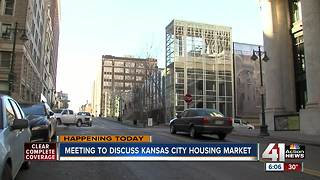 Kansas City needs community input for new housing policy - Video