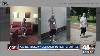 Giving Tuesday designed to help charities - Video