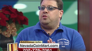 Nevada Coin Mart accepting toys for 13 Days of Giving - Video