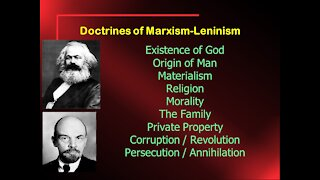 Video Bible Study: Marxism / Communism or the Gospel of Jesus - Part 4