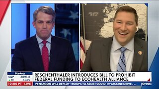REP. RESCHENTHALER: 'BIDEN CONTINUES TO DIVIDE THIS COUNTRY'
