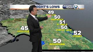 South Florida weather 1/14/18 - 6pm report - Video