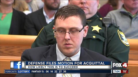 Defense files motion for acquittal in Jimmy Rodgers trial