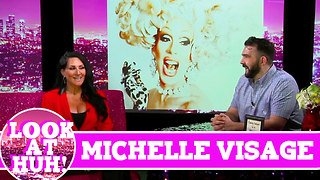 Michelle Visage LOOK AT HUH! On Season 2 of Hey Qween with Jonny McGovern - Video