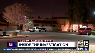Police address Hacienda Healthcare investigation