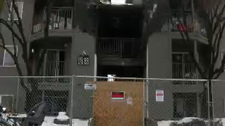 28 students displaced in Arbor Crossing Apartment fire, donations needed. - Video