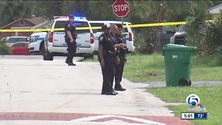 Cops: Man shoots woman, makes her ride from West Palm Beach to Lake Park and then Riviera Beach - Video