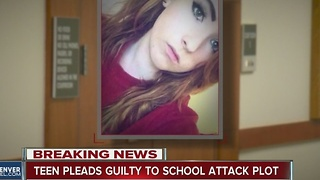 Teen pleads guilty to plotting attack on Mountain Vista High School - Video