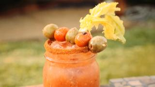 Grilled Bloody Mary - Video