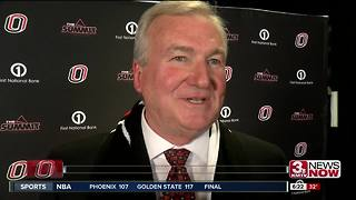 Warming Named New UNO Men's Soccer Coach - Video