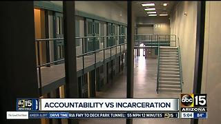 Fewer juveniles in detention centers -- why? - Video