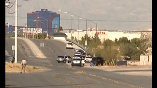 Las Vegas police involved in shooting near Valley View, Warm Springs